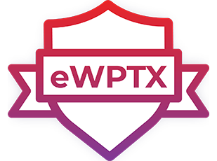 eWPTX certification logo