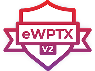 eWPTXv2 certification logo