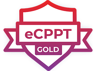 eCPPT certification logo