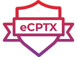 eCPTX certification logo