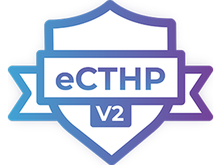 eCTHPv2 certification logo